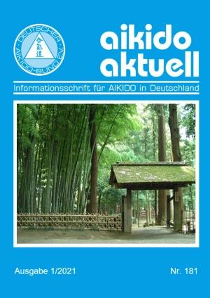 Titelblatt Aikido Aktuell
